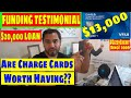 $33,000 Personal Funding/ Credit Cards vs Charge Card/What's better for you Q&A #gizzycredit