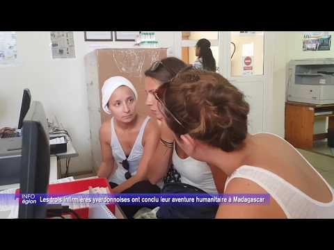 Les trois infirmières yverdonnoises ont conclu leur aventure humanitaire à Madagascar