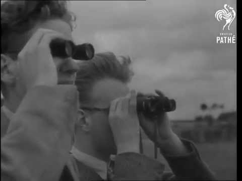 Spitfire Beats Jet (1948)