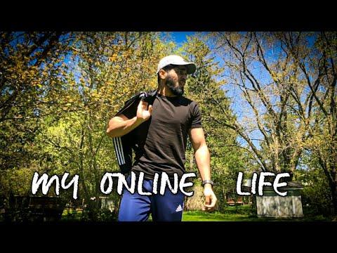 My Online Life| Vlog #6| Saad Ash