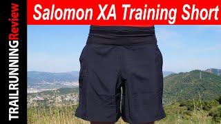Salomon XA Training Short Review - Pantalón multifuncional