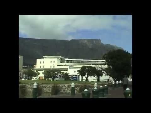 Cape Town City, Africa, Table Mountain, Waterfront