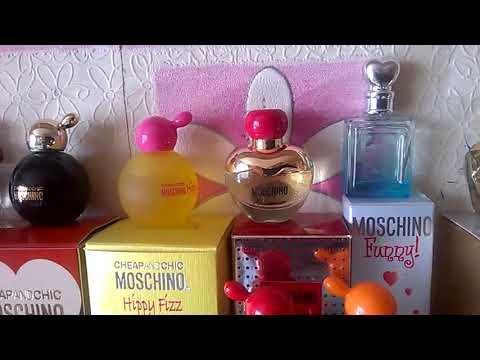 миниатюры парфюм