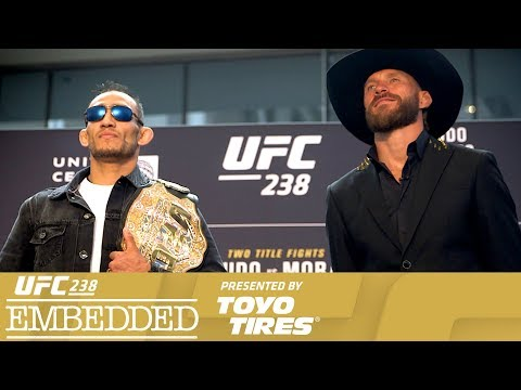 UFC 238 Embedded: Vlog Series - Episode 5