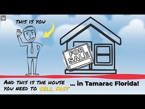 Sell My House Fast Tamarac: We Buy Houses in Tamarac and South Florida