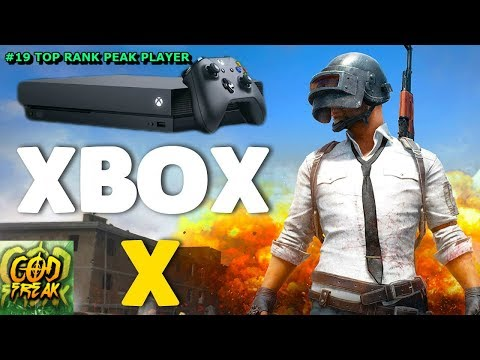 🏆 (Top Ranked Player 93-SOLO-WINS- PUBG XBOX ONE-X PEAK RANKS #19(PLAYER UNKNOWNS BATTLE GROUNDS🏆)