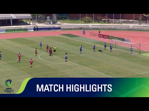 OFCCL2020 HIGHLIGHTS: Galaxy FC v Hienghene Sport