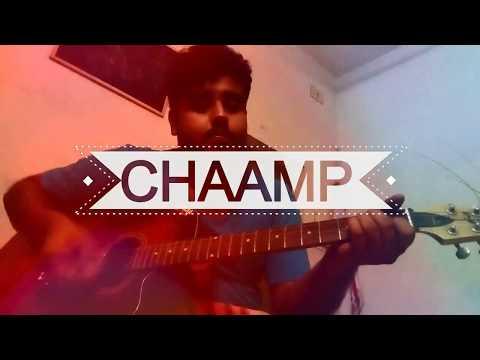Tu Hi Hai CHAAMP Guitar Cover By Kounish :...