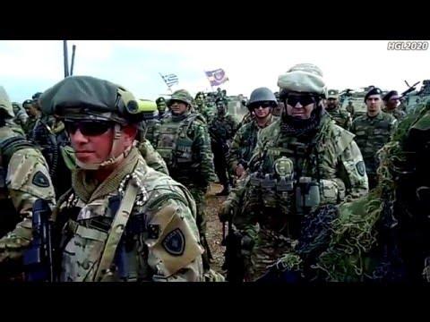RE: GREEK ARMY MESSAGE (Turkey)