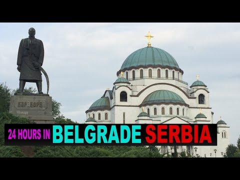 A Tourist's Guide to Belgrade