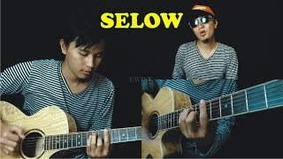Wahyu - Selow Acoustic Cover Smvll By Ewink