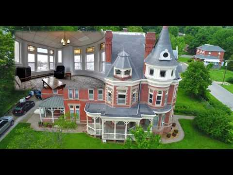 Exploring the Unknown McInteer Villa Atchison Kansas