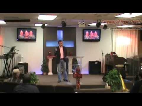 Keeping the Flame -- Pastor Ken Chong