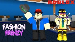 WENDY'S RIP OFF | Roblox Fashion Frenzy with ItsEliteYT