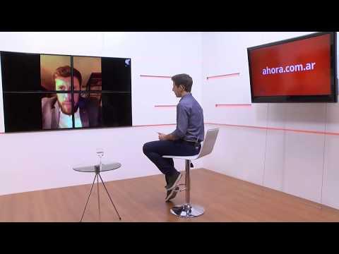 AHORA TV | Entrevista a Hernán Navarro