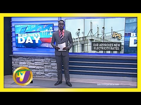 OUR Approves JPS New Rate Class in Jamaica   TVJ Business Day