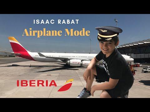 Unboxing Iberia Airplane Playset