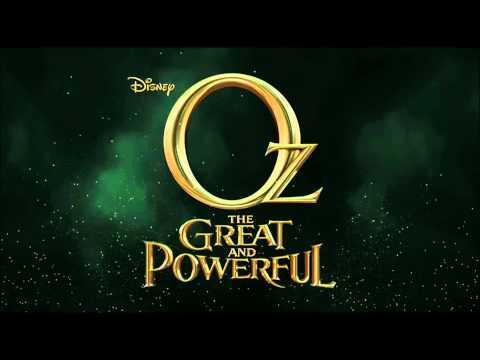 Oz The Great And Powerful [Soundtrack] - 13 - The Munchkin Welcome Song