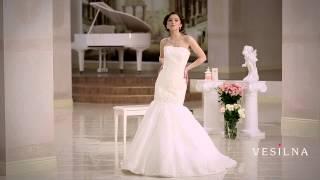 Свадебные платья VESILNA™ модель 1043