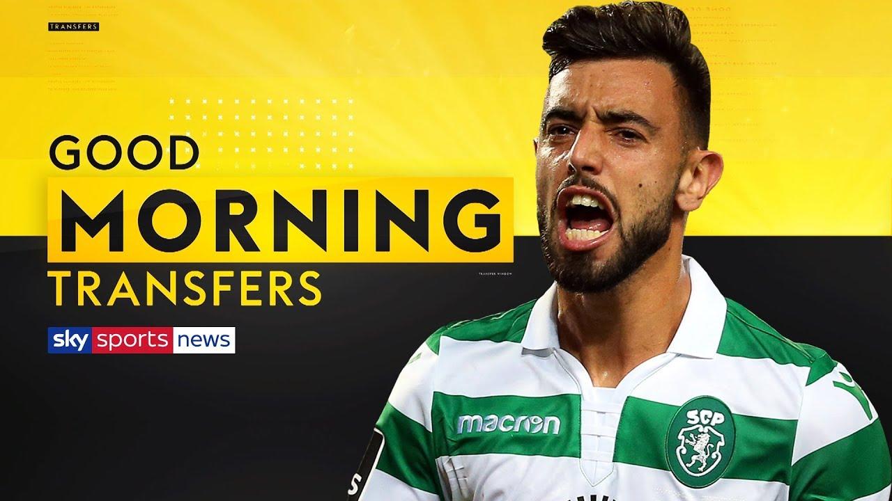 Should Man United sign Bruno Fernandes? | Good Morning Transfers