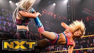 Zoey Stark vs. Toni Storm: WWE NXT, May 18, 2021