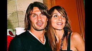 Paolo Maldini wife Adriana Fossa