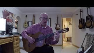 Romanza Part 2   (The hard bit!!)  Guitar Tutorial