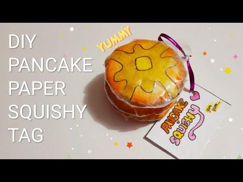 Cara Membuat Paper Squishy Pancake??? Ini Dia Tutorialnya!!   Diy Pancake Paper Squishy Tutorial!
