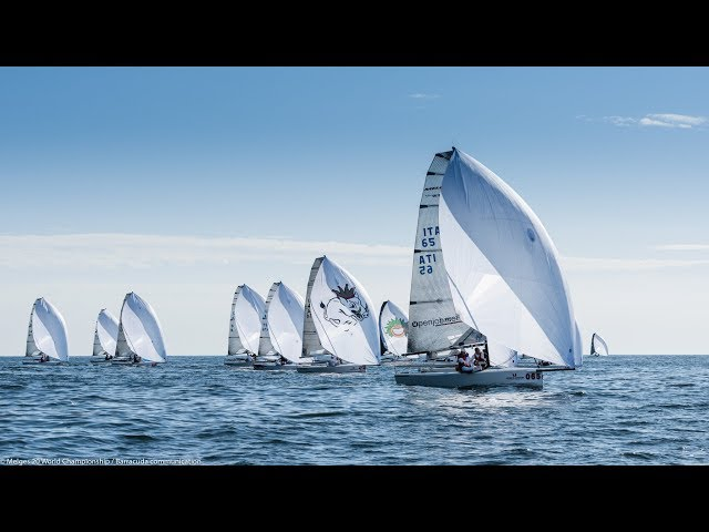 2017 Melges 20 Worlds // Day 3