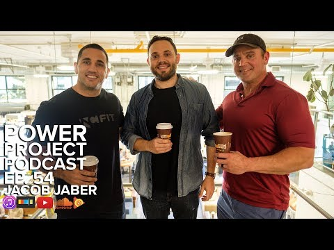 Power Project EP. 54 - CEO of Phillz Coffee Jacob Jaber