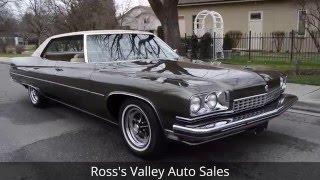 1973 Buick Electra 225 Custom 4 Door Hardtop - Ross's Valley Auto Sales - Boise, Idaho