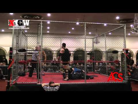 ACSLIVE.TV Presents !! XICW WRESTLING Best In Detroit 8 Cage Match