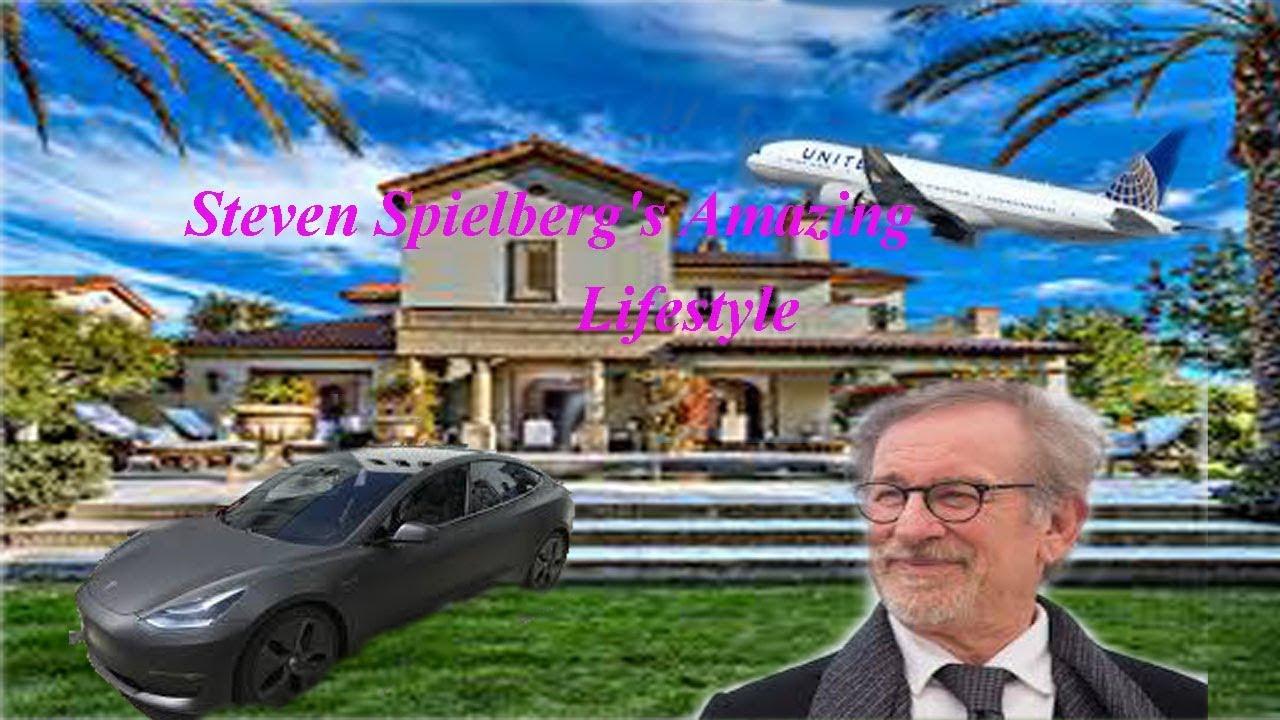 steven spielberg 39 s amazing cars jets yacht house. Black Bedroom Furniture Sets. Home Design Ideas
