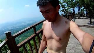 마구산, 태화산 트레일 러닝. 22km. 염소와 한판 …