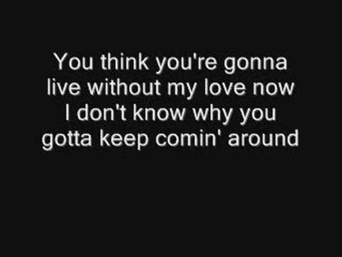 Flat On The Floor - Carrie Underwood *with lyrics*