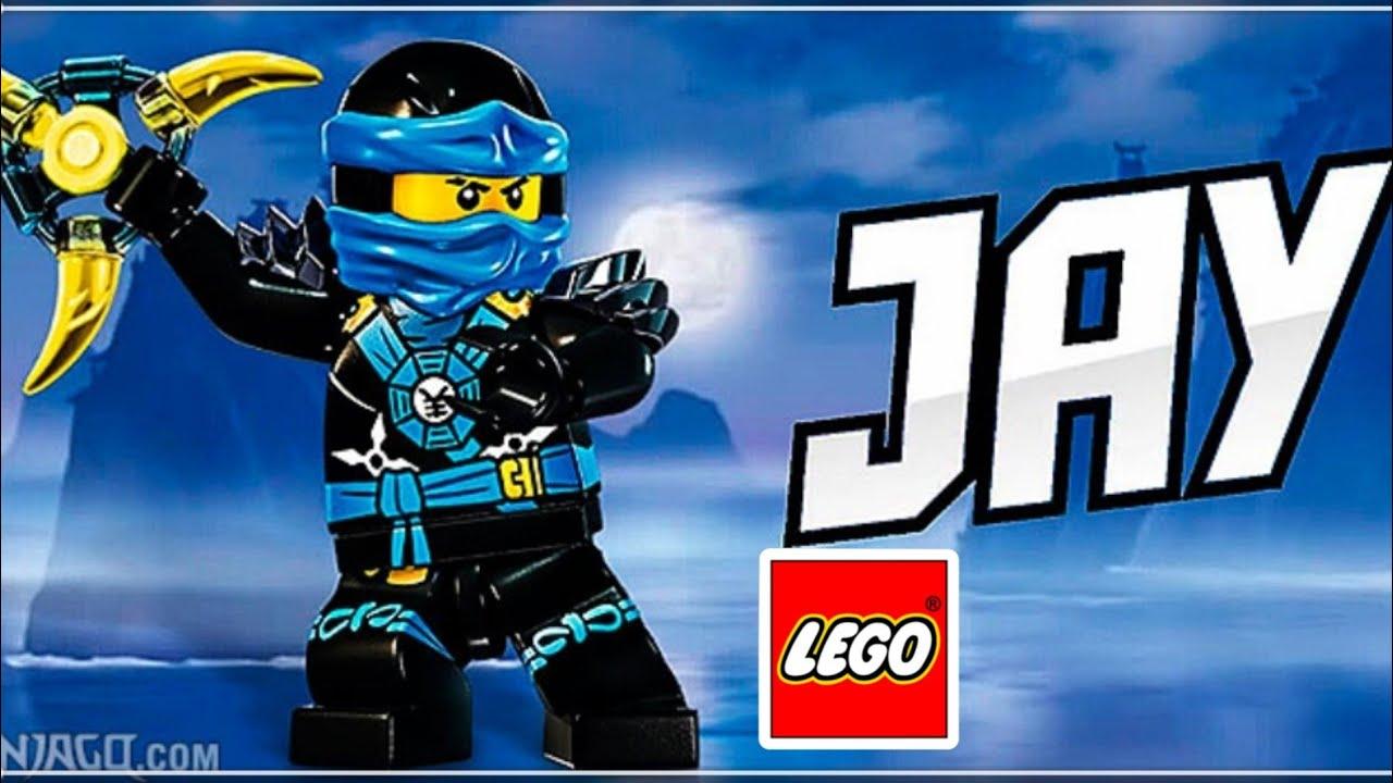 LEGO DC Super-Villains how to make Jay (NINJAGO) - YouTube
