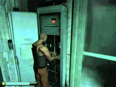 Tom Clancy's Splinter Cell: Double Agent (Snake_man) |
