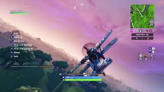 Bug to fly without having delta wings in our fortnite battle royale inventory