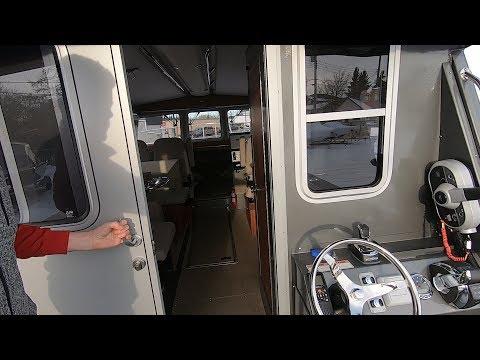 Kingfisher 3425 Arrived, Sneak Peak 2019