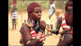 Инициация в племени хамер - 4 часть