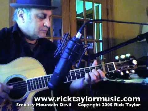 Rick Taylor - Smokey Mountain Devil