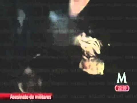 Zetas matan a 2 militares apatadas y con un marro