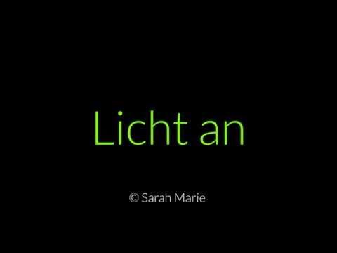 Poetry Slam - Licht An