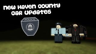 ROBLOX | LANDER POLICE DEPARTMENT | NEW HAVEN COUNTY CAR UPDATES