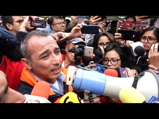 #SET #PueblaNoticias Así se vivió el  macrosimulacro en el Centro Histórico