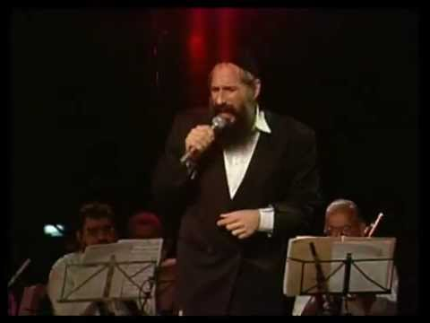 Mordechai Ben David - Israel 1995 singing Yerushalayim