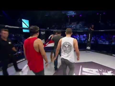 Arena Tour 4 ( Victor Valenzuela vs Evan Vasquez)