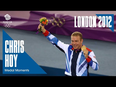 Chris Hoy claims keirin gold at London 2012 | Track Cycling
