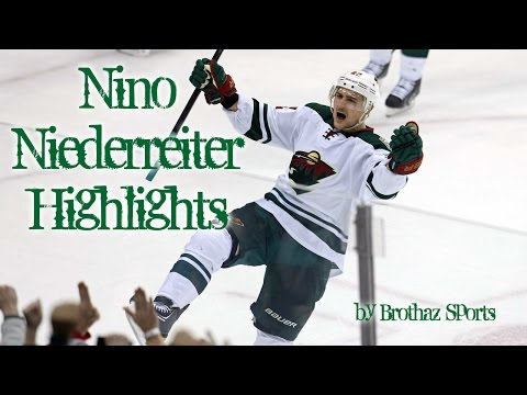 Nino Niederreiter #22 Highlights (HD)