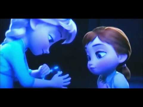 la reine des neiges anna et elsa enfant extrait youtube. Black Bedroom Furniture Sets. Home Design Ideas